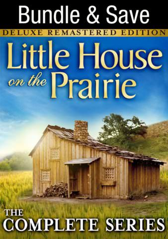 Little House on the Prairie: All Seasons SD VUDU (IW)