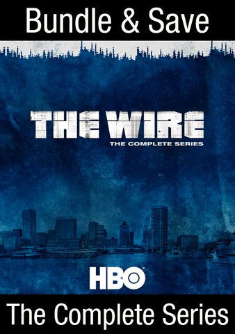 The Wire Complete Series (All Seasons)  HD Google Play - Digital Movies