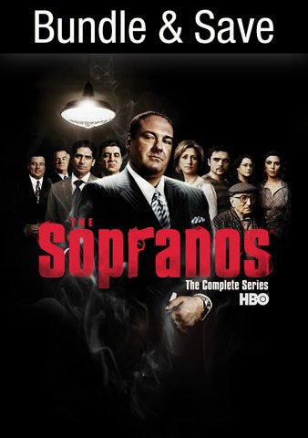 Sopranos the Complete Series (All seasons) HD iTunes ONLY - Digital Movies