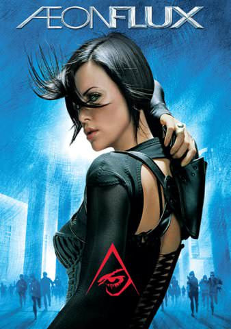 Aeon Flux HDX UV - Digital Movies