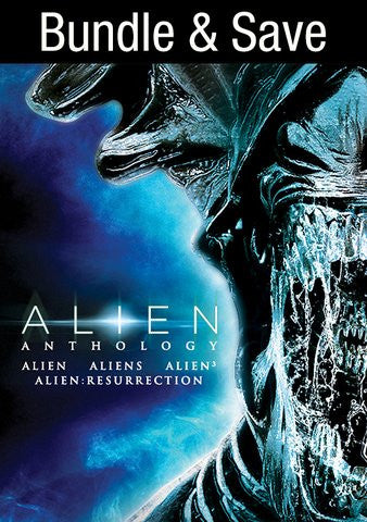 Alien Anthology SD Vudu - Digital Movies