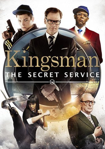 Kingsman: The Secret Service HDX UV or HD iTunes - Digital Movies