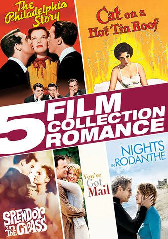 5 Film Collection Romance SD VUDU - Digital Movies