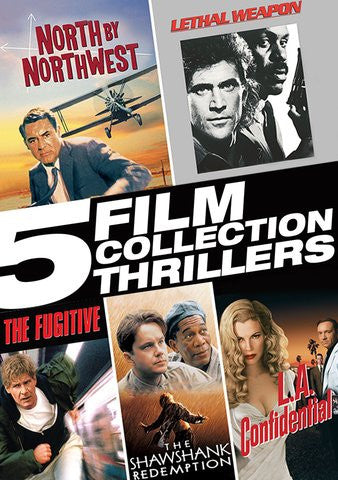 5 Film Collection Thrillers SD UV/Vudu - Digital Movies