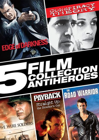 5 Film Collection Antiheroes SD UV - Digital Movies