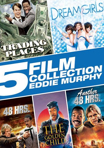 5 Film Collection: Eddie Murphy SD UV/Vudu - Digital Movies