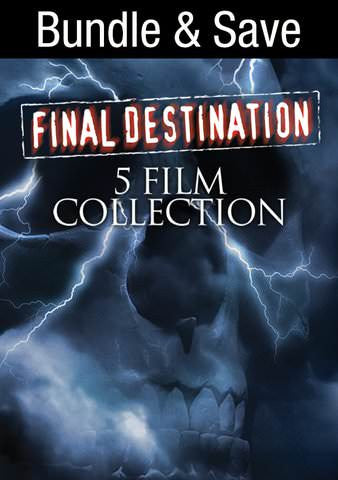 Final Destination 5-Film Collection SD UV/Vudu - Digital Movies