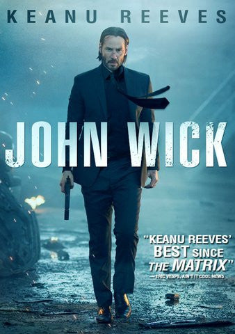 John Wick HD iTunes - Digital Movies