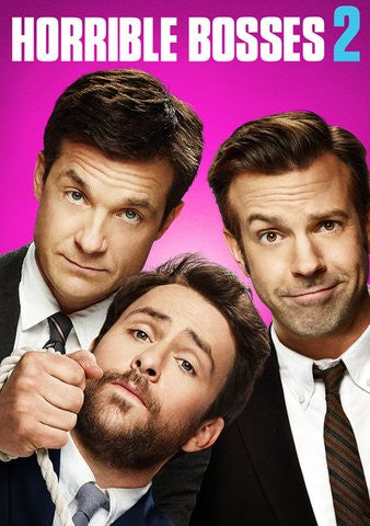 Horrible Bosses 2 HDX UV/Vudu - Digital Movies