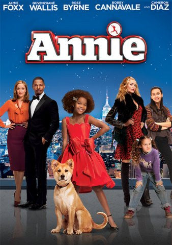 Annie (2014) HDX UV or iTunes via MA