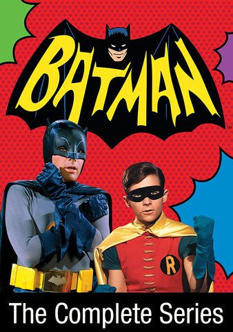 Batman: The Complete Television Series (All Seasons) HDX UV