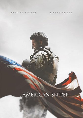American Sniper SD UV - Digital Movies