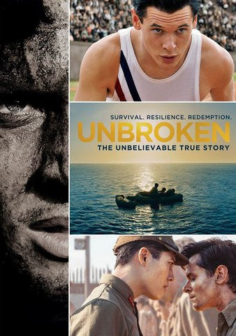 Unbroken HDX UV - Digital Movies