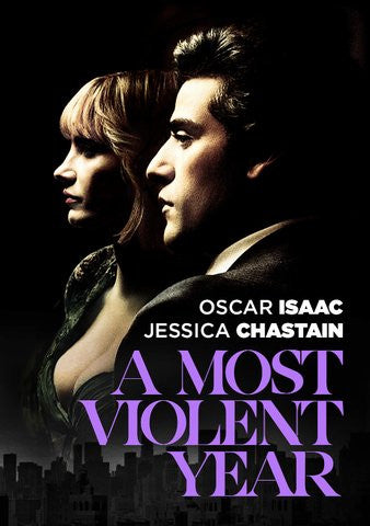 A Most Violent Year UV SD - Digital Movies