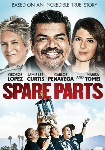 Spare Parts SD UV - Digital Movies