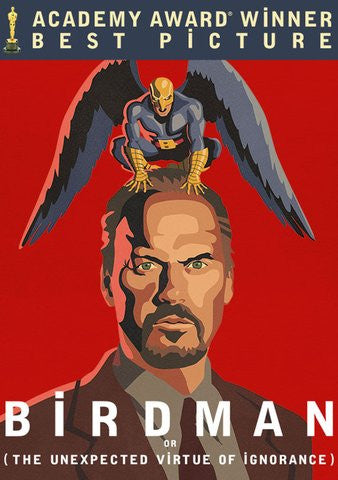 Birdman HDX UV or HD iTunes - Digital Movies