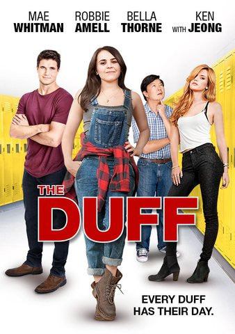The Duff HDX UV/Vudu - Digital Movies