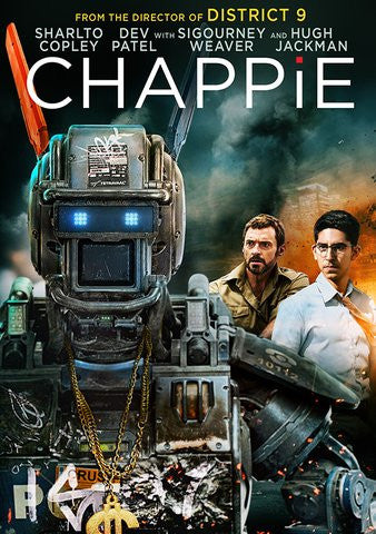 Chappie SD UV - Digital Movies