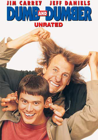 Dumb and Dumber Unrated HDX UV  or iTunes via MA