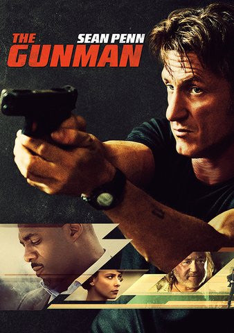 The Gunman HDX UV - Digital Movies