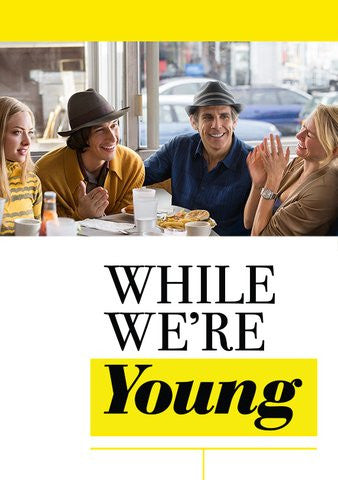 While We're Young SD UV - Digital Movies