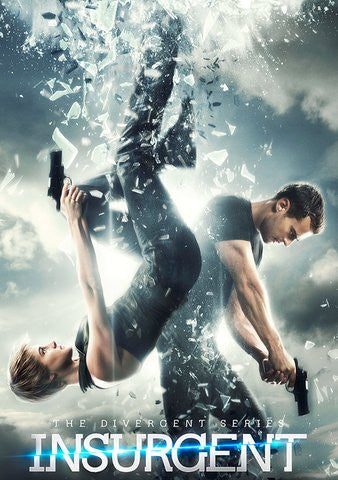 Insurgent HDX UV ONLY - Digital Movies
