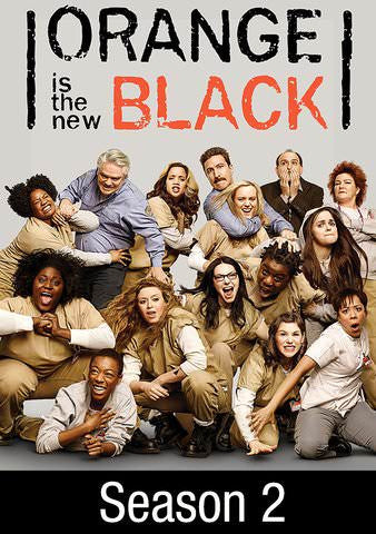 Orange is the New Black season 2 SD UV