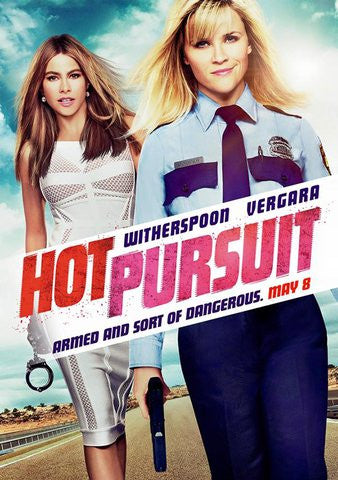 Hot Pursuit HDX UV - Digital Movies