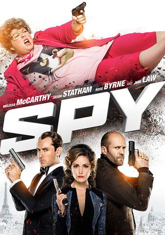 Spy (Unrated) HDX UV OR iTunes - Digital Movies