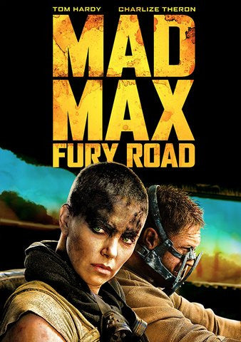 Mad Max: Fury Road HDX UV - Digital Movies