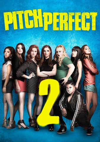 Pitch Perfect 2 HD iTunes - Digital Movies