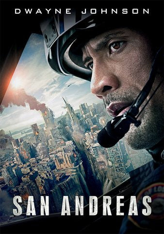San Andreas HDX UV - Digital Movies