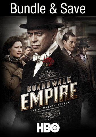 Boardwalk Empire The Complete Series ( All Seasons) HD Google Play - Digital Movies