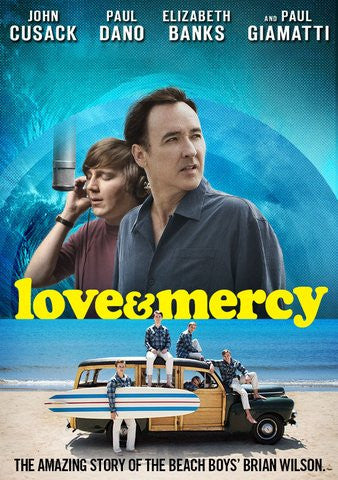 Love & Mercy SD UV - Digital Movies
