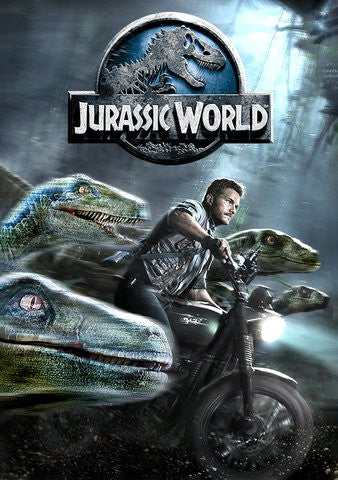 Jurassic World HDX UV - Digital Movies