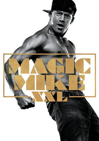 Magic Mike XXL HDX UV - Digital Movies