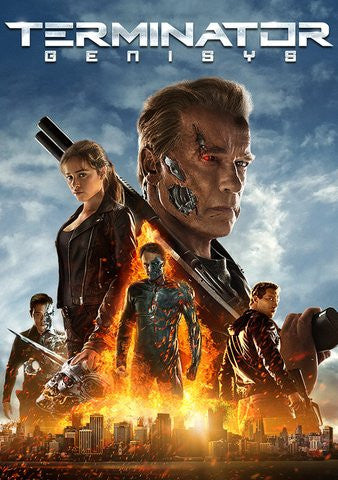 Terminator Genisys HD iTunes - Digital Movies