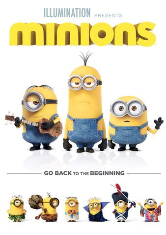 Minions HDX UV - Digital Movies
