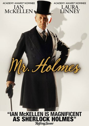 Mr. Holmes SD UV - Digital Movies