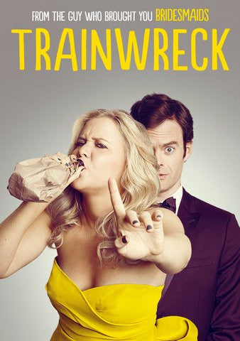Trainwreck HDX UV ONLY - Digital Movies
