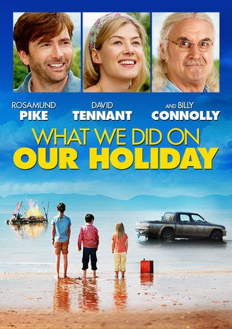 What We Did On Our Holiday SD UV - Digital Movies