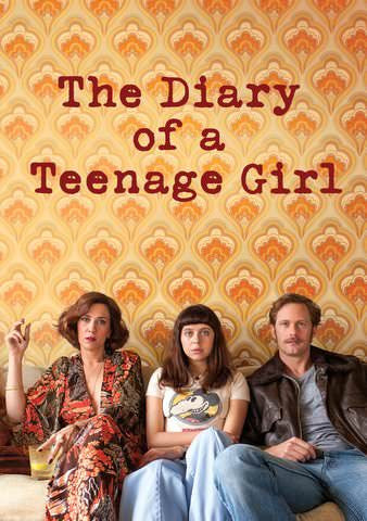 The Diary of a Teenage Girl SD UV - Digital Movies