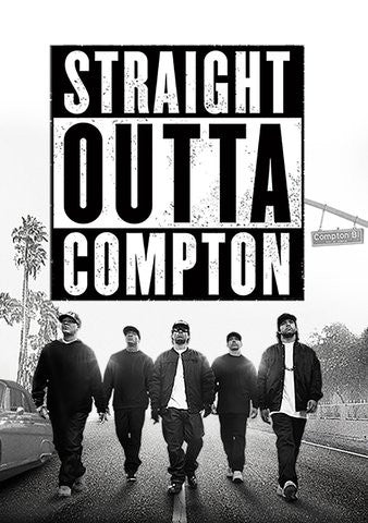 Straight Outta Compton (Unrated Director's Cut) HD iTunes - Digital Movies