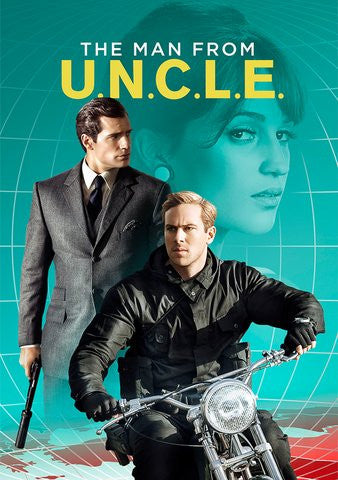 The Man from U.N.C.L.E. HDX UV - Digital Movies