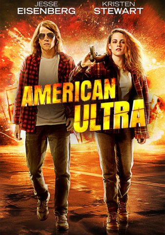 American Ultra HDX UV - Digital Movies