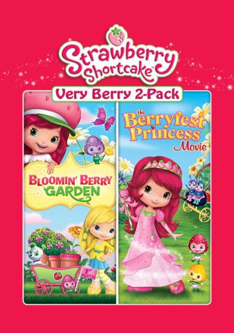 Strawberry Shortcake: The Berryfest Princess Movie & Bloomin' Berry Garden SD Vudu