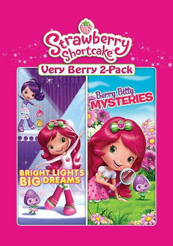 Strawberry Shortcake: Bright Lights, Big Dreams & Berry Bitty Mysteries SD Vudu - Digital Movies