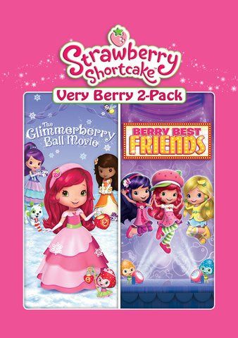 Strawberry Shortcake: Glimmerberry Ball & Berry Best Friends SD Vudu - Digital Movies
