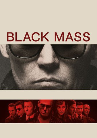Black Mass HDX UV - Digital Movies