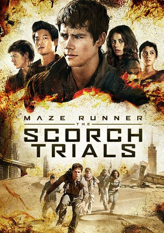 Maze Runner The Scorch Trials HDX UV OR iTunes